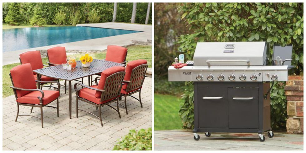 Home depot is having a huge sale on outdoor furniture and