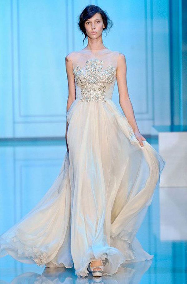 5 Free Flowing Grecian Inspired Wedding Gowns Y Inspiration