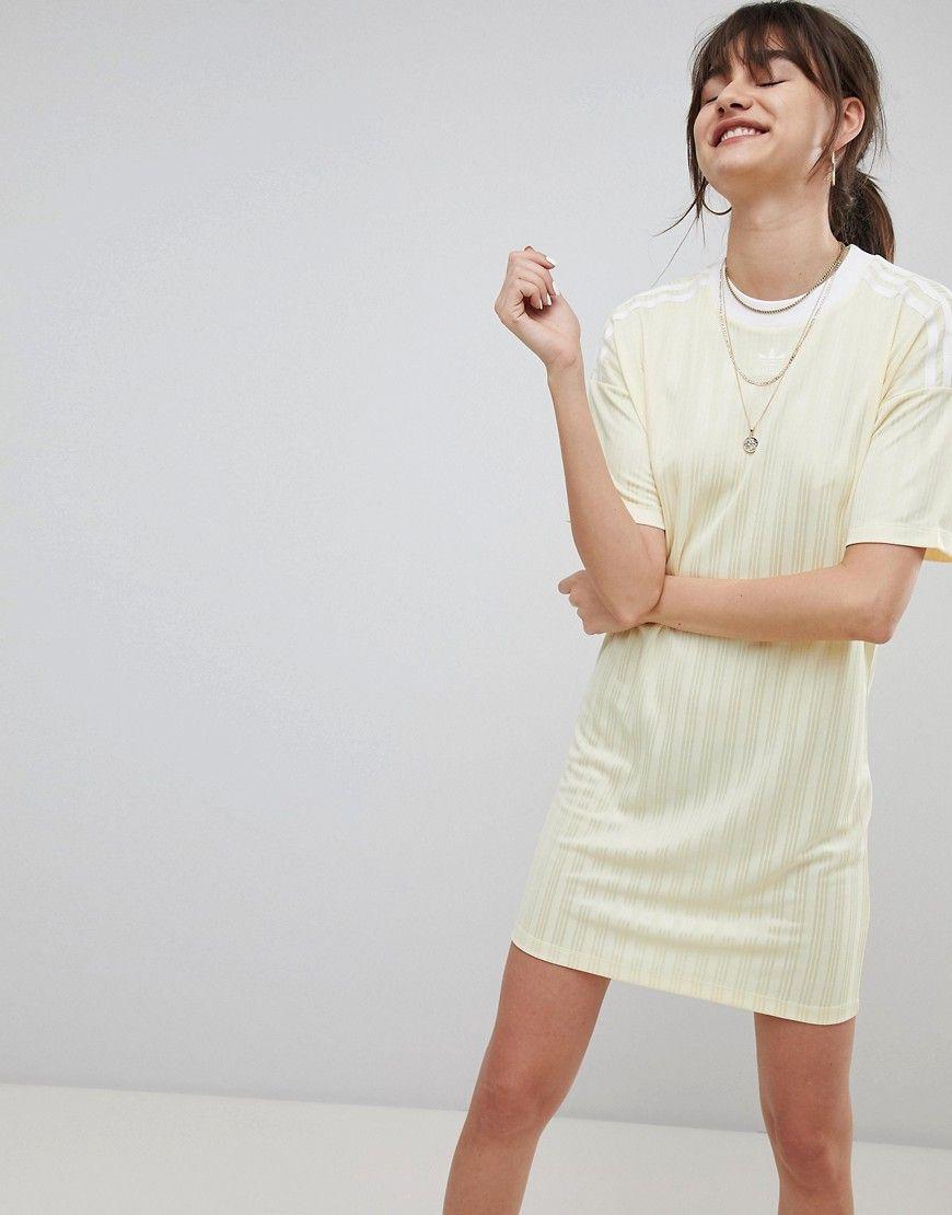 ebe1686a33c865 #Damen adidas Originals – adicolor – es Kleid mit Dreierstreifen –  4059805431676 #mode #ootd #outfit #fashion #style #online Damen adidas  Originals ...