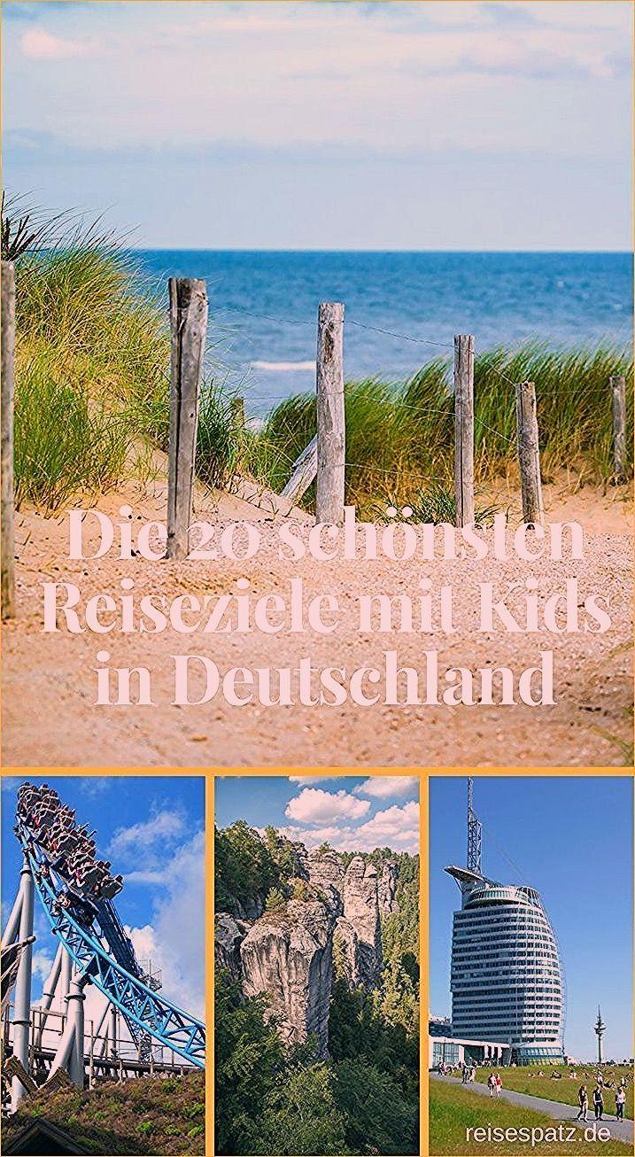 Photo of Die 20 schönsten Reiseziele in Deutschland für Familien