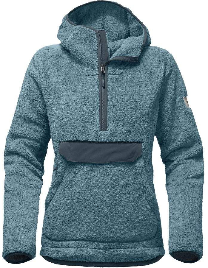 02e533bb00af The North Face Campshire Hooded Pullover Fleece Jacket - Women s ...