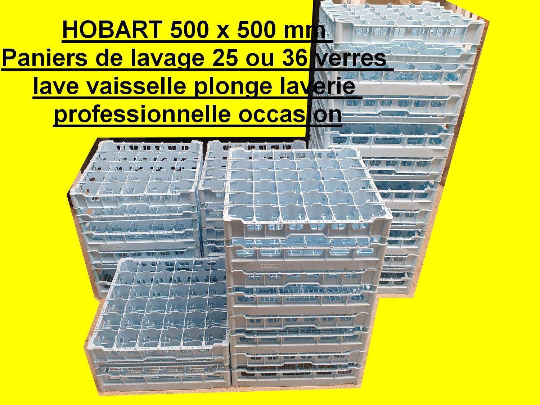 Hobart 500 X 500 Mm Paniers De Lavage 25 Ou 36 Verres Lave Vaisselle Plonge Laverie Professionnelle Occasion Mobilier En 2020 Panier De Lavage Lave Vaisselle Laverie