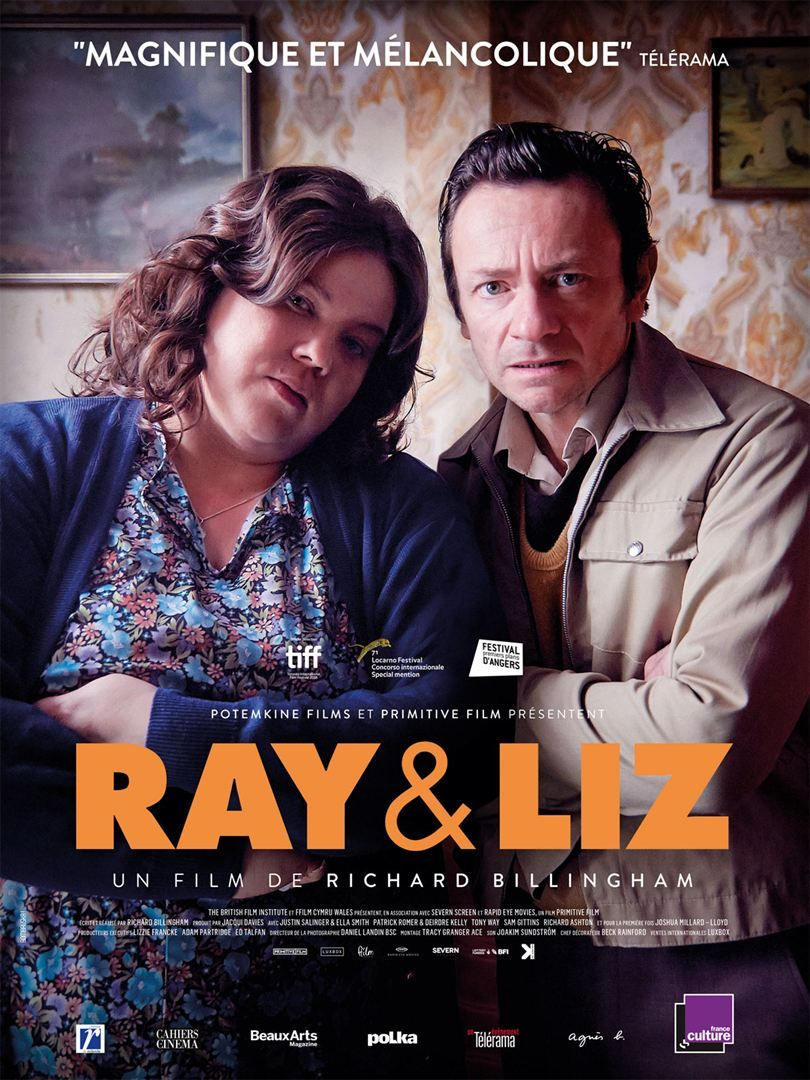 Ray and Liz 2 new international posters https//teaser