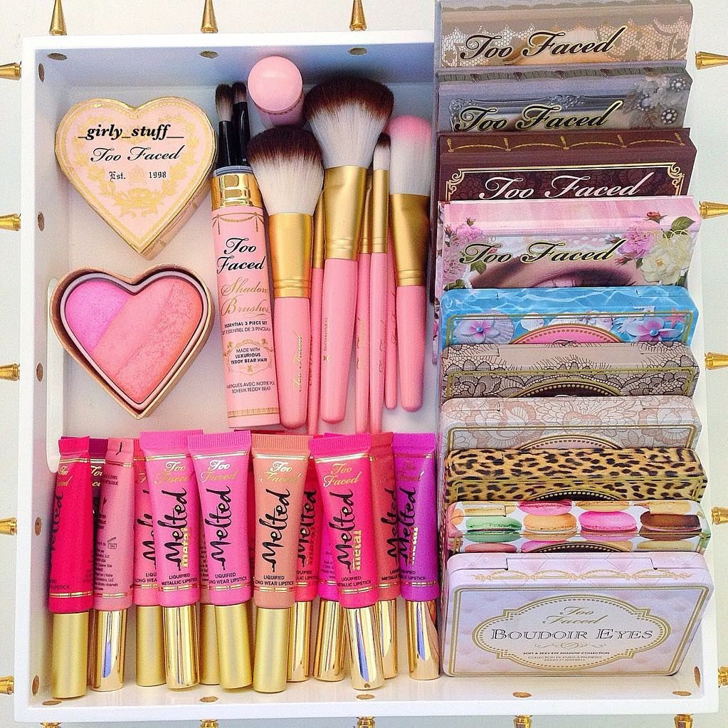 Organization on point regram _girly_stuff__ Makeup