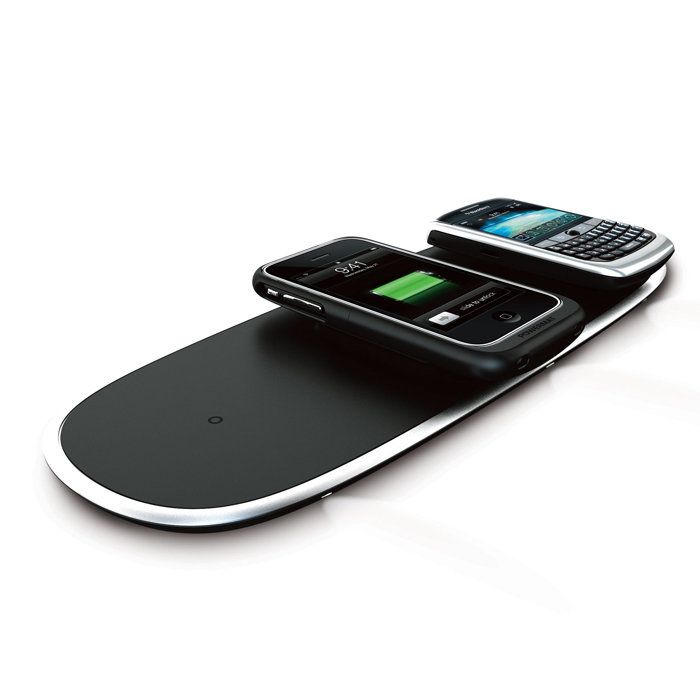 Powermat™ Home & Office Wireless Charging Mat. Charge Up