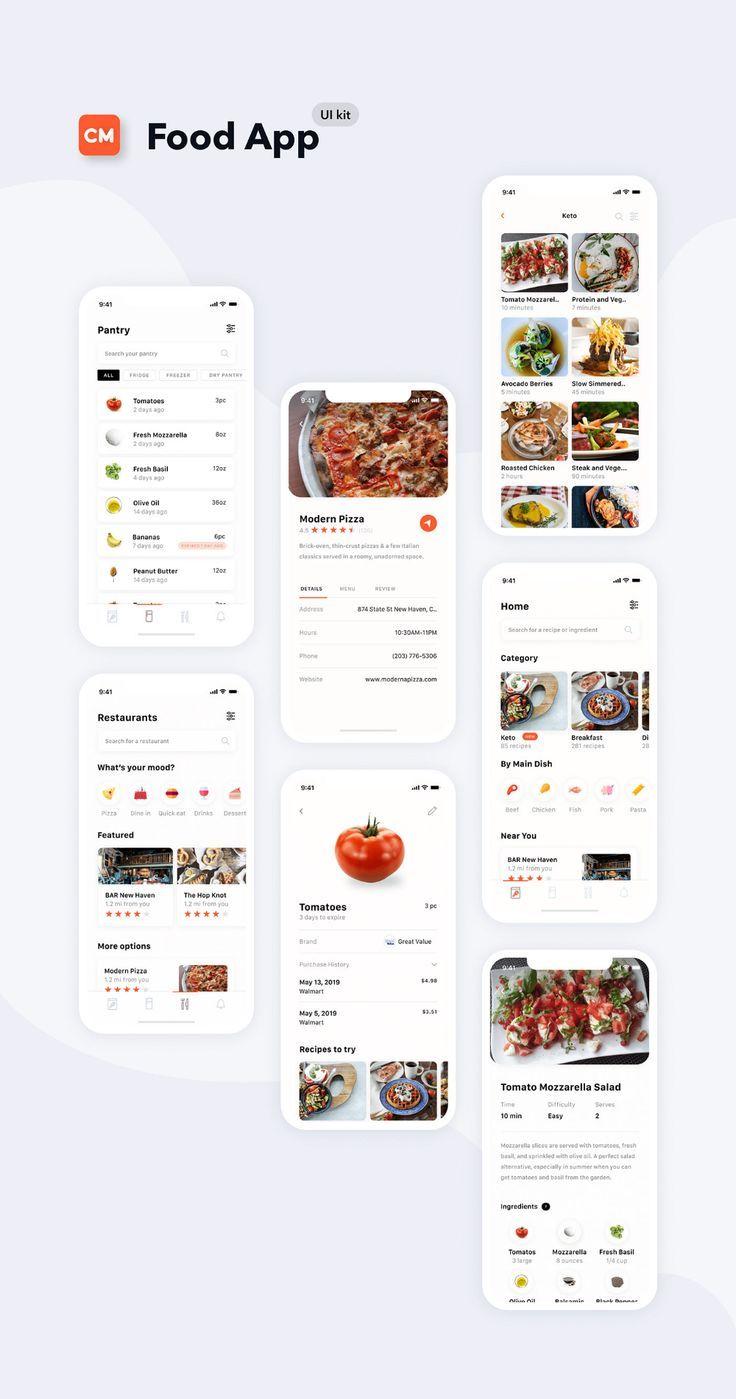 Checkmate Digital On Behance In 2020 Android App Design Mobile App Design Inspiration App Interface Design