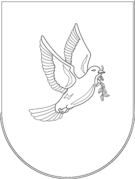 dove coat of arms coloring page | Heraldry Coloring Pages | Pinterest