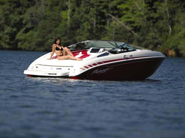 Bikini boating community type