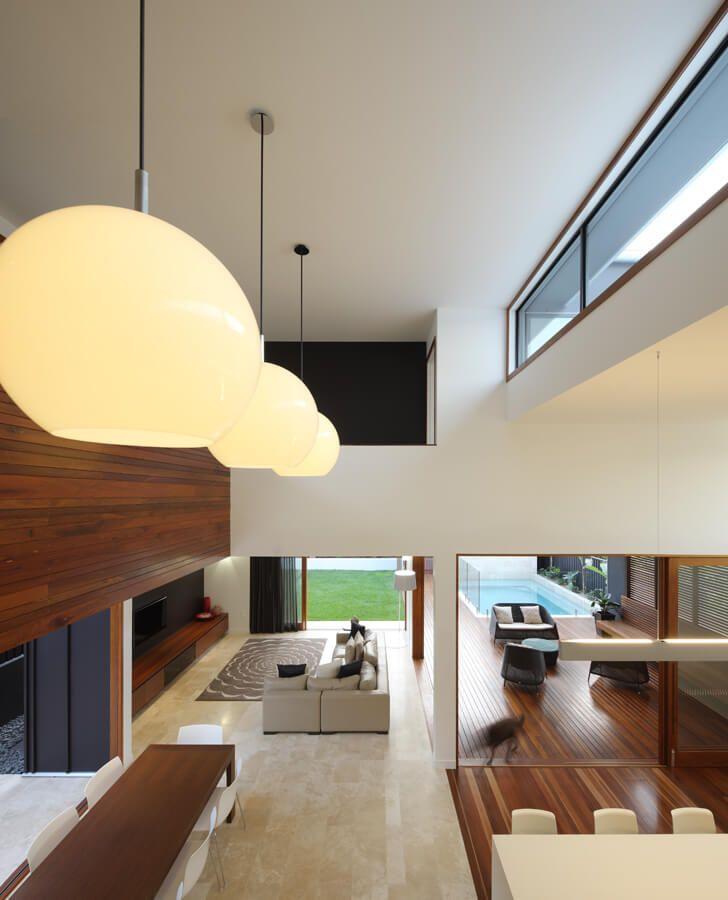 Byram house shaun lockyer architects brisbane residential commercial interior design also rh pinterest