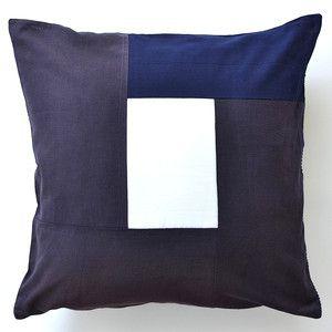 Kurosawa Pillow 16x16 by JaffWorks