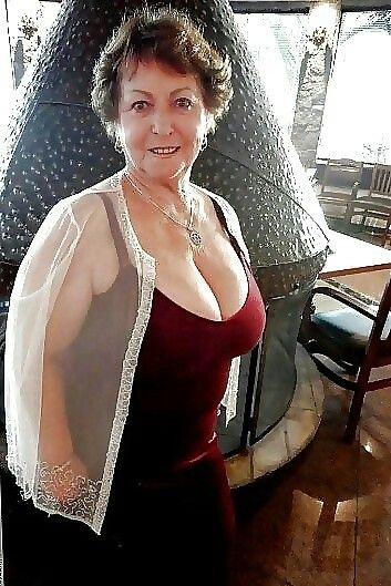 Hot Fat Granny