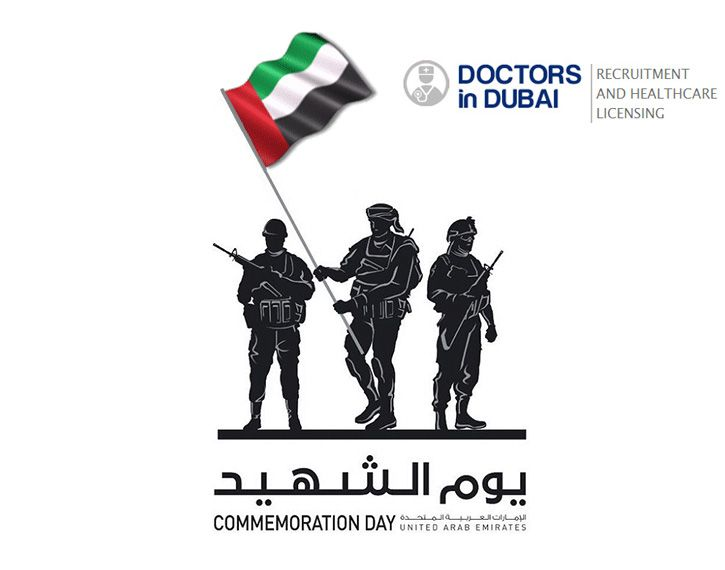 Doctors In Dubai Salutes Our Heroes The Anniversary Of The Nation S Martyrs Will Remain Present In The Memory Of Genera Martyrs Day Uae National Day Martyrs