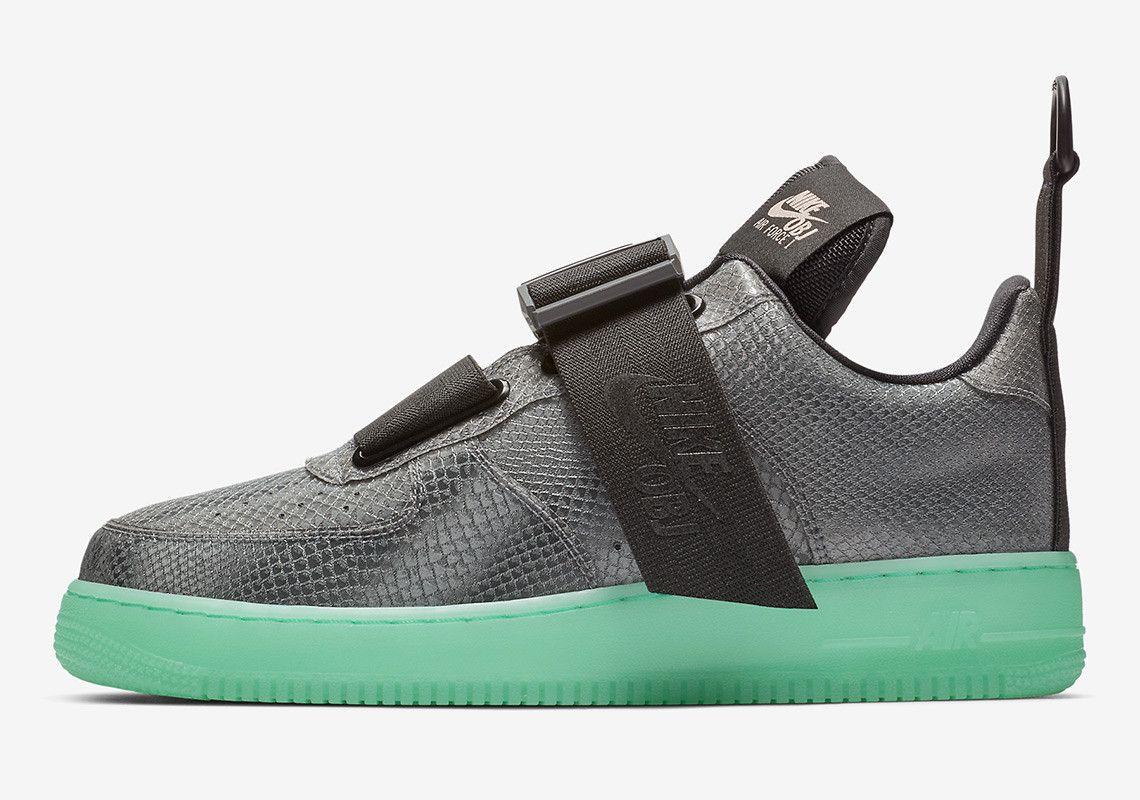 Odell Beckham Jr X Nike Air Force 1 Low Utility Nike Air Nike