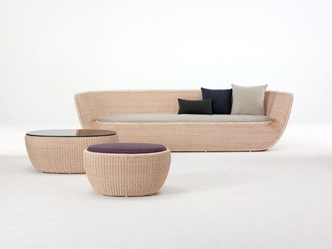 Fruit Bowl Collection Design By Hiroomi Tahara - Salone Del Mobile ... Rattan Mobel Kollektion