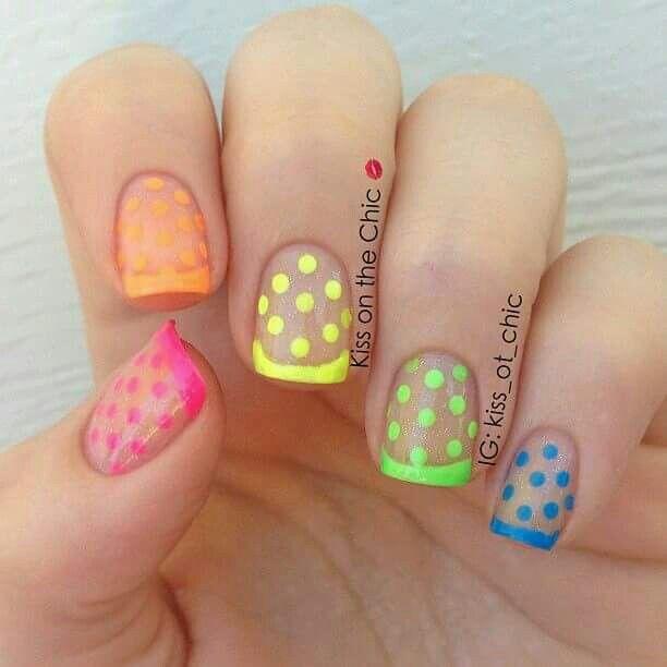 Pin by Rozanne Human on nails   Pinterest   Kid nail art, Kid nails ...