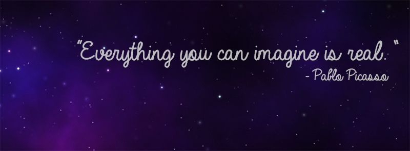 Galaxy With Quotes Cover Photos For Facebook