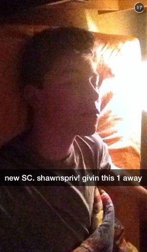 Add Shawn Mendes New Snapchat Its Shawnspriv Okay Shawn Mendes