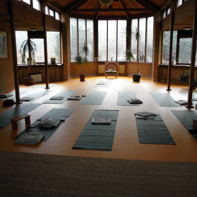 ~ Yoga Studio Inspiration ~