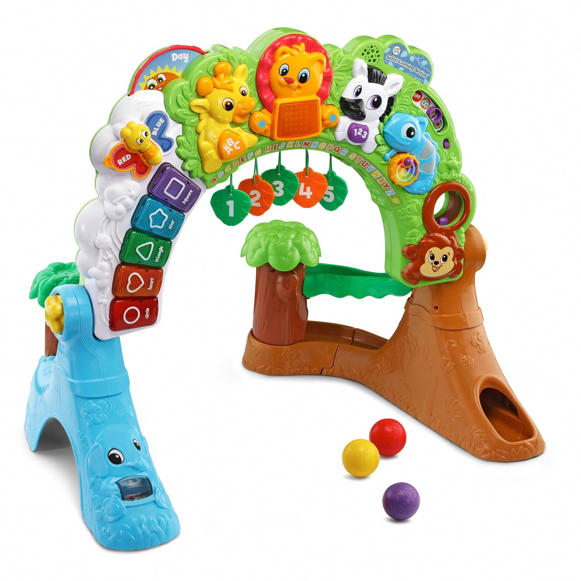 Leapfrog Safari Learning Station Pianoclasses Learning Stations
