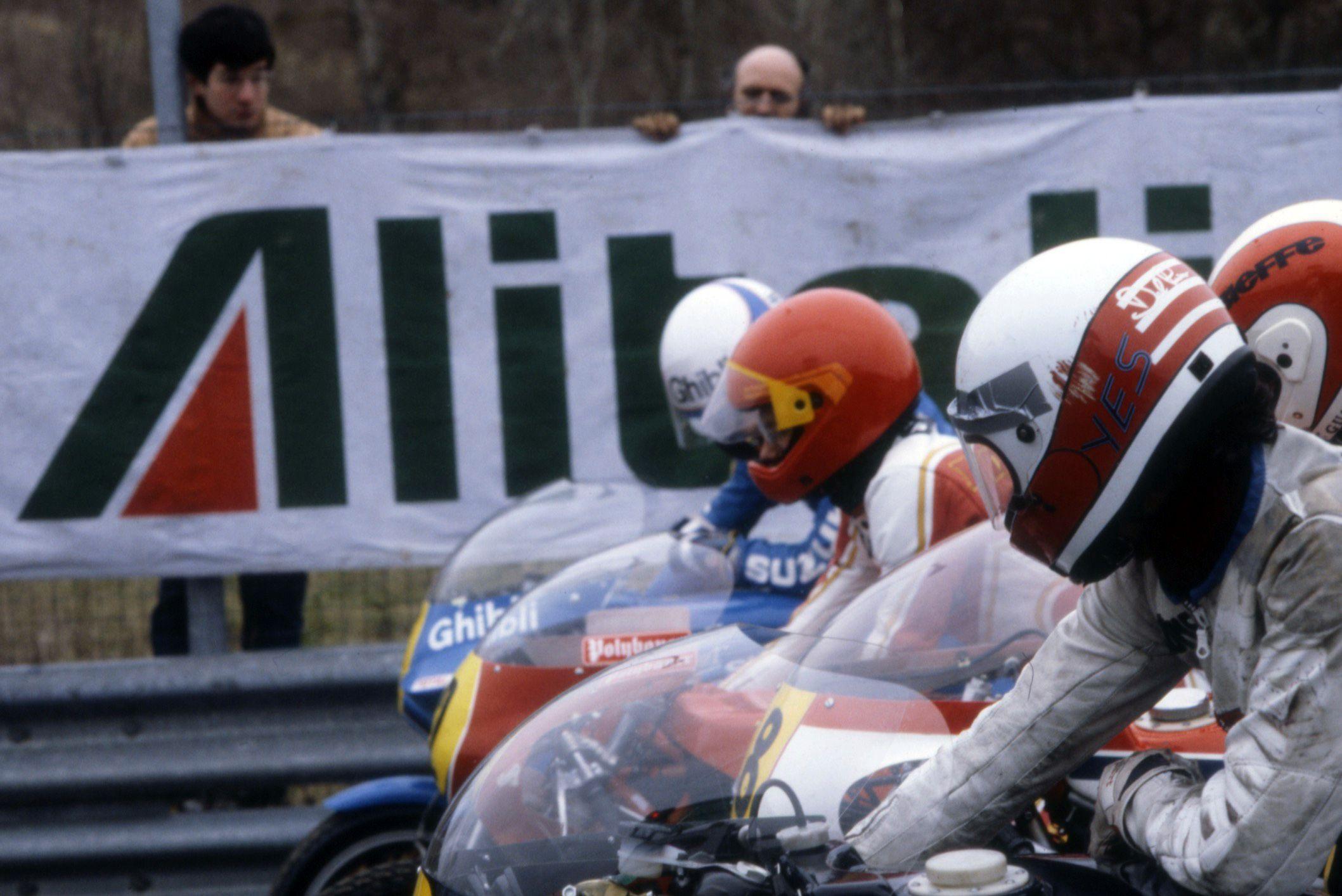 Alitalia for motorbike championship