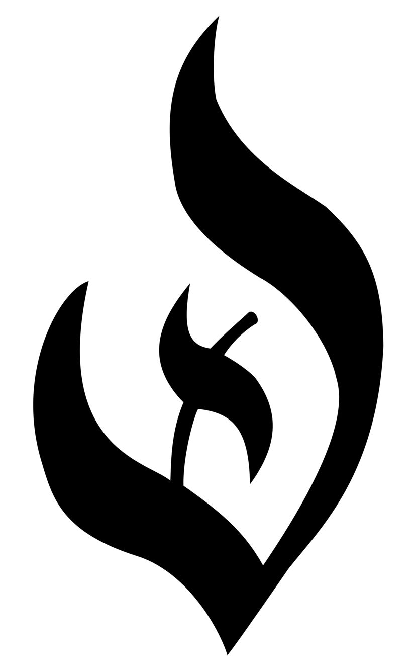 The Unofficial Symbol Of Deism It Is An Altered Version Of The D On