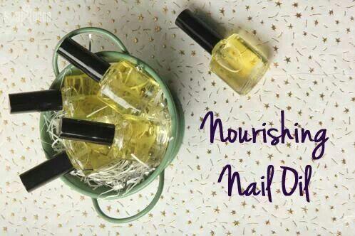 Nourishing Nail oil
