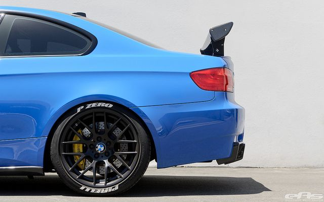 Santorini Blue Bmw E92 M3 05 By European Auto Source Via Flickr