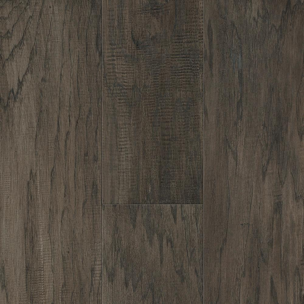 Sure Waterproof Flooring Drift Gray Hickory 6 5mm T X 6 5in W X 48in L Click Engineered Hardwood Flo Engineered Hardwood Flooring Waterproof Flooring Flooring
