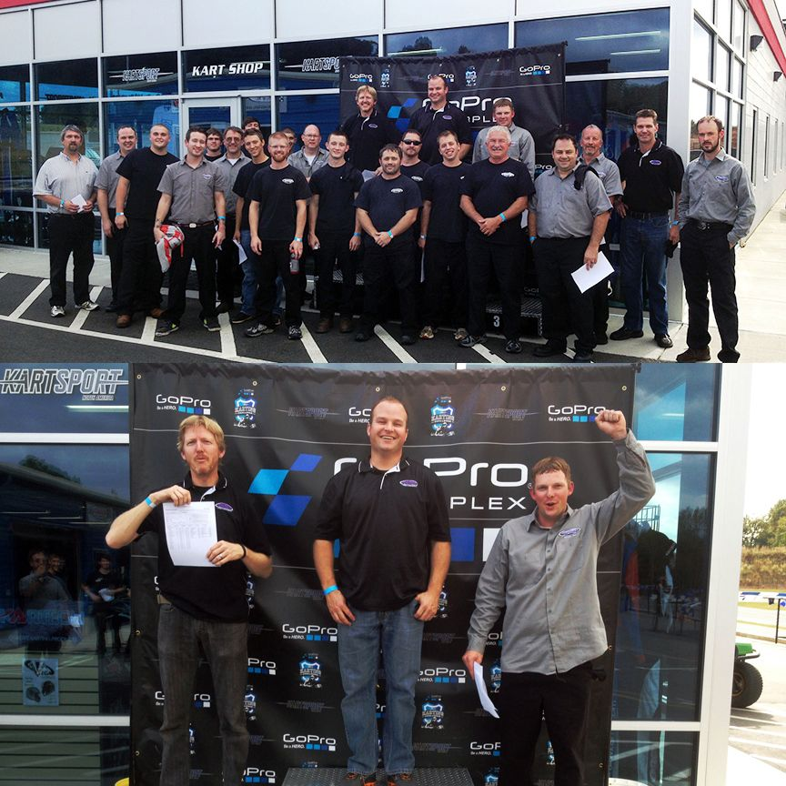 Detroit Speed Team Building Activity Day At Gopro Motor Plex