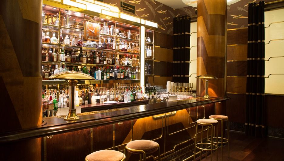 Here is one best cocktail Bar to visit........ Américain, 20 Sherwood Street, W1F 7ED #Londontravel #Bars #pubs #restaurants #clubs #bubbloapp