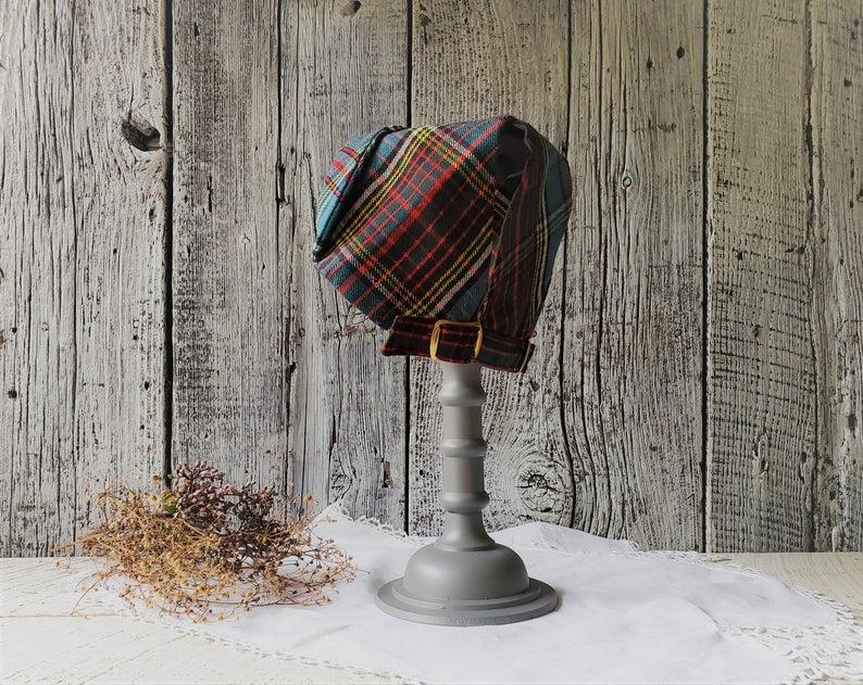 Kinloch Anderson Tartan Hat Plaid Bonnet /1022 | Etsy