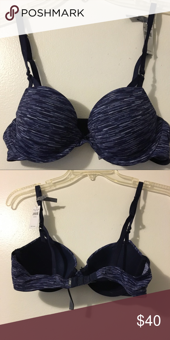 643b70d8c042 Blue aerie bra Blue Aerie bra. New with tags. Price is negotiable. aerie  Intimates & Sleepwear Bras