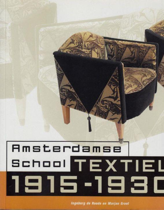 Marktplaats.nl - Amsterdamse School Textiel 1910-1930 - Antiek ...