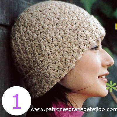 Asian magazine with patterns knit caps | Crochet Stitch & Charts ...