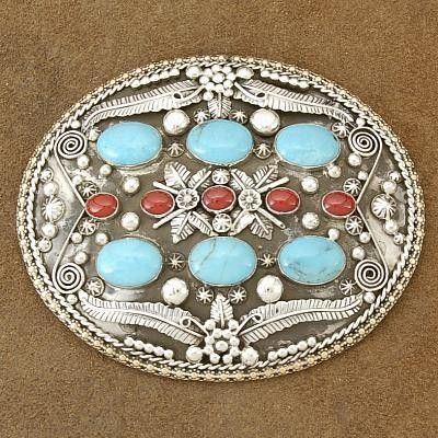 Hopi Jewelry for Sale | Native American Belt Buckle - Navajo Belt Buckle - Turquoise Belt ...