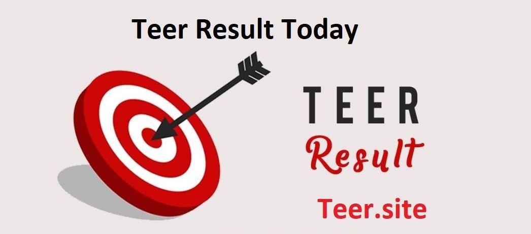 Teer Counter Shillon… | Teer site : Teer Result Today