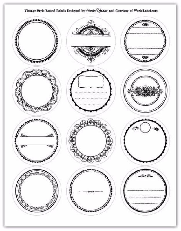 31 best free printables and templates for mason jars decor 31 best free printables and templates for mason jars pronofoot35fo Images