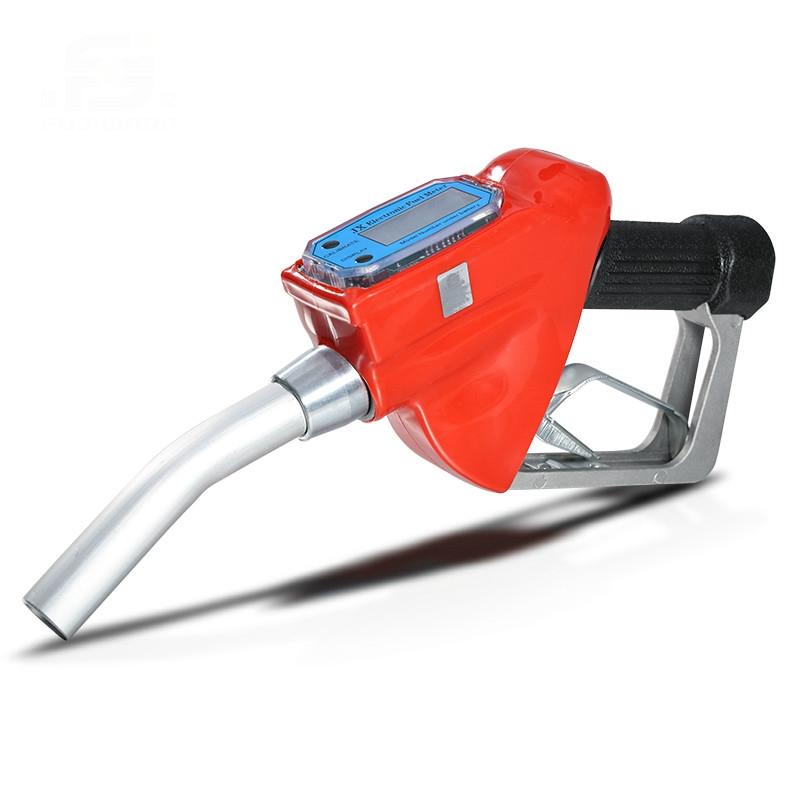 110.00$  Watch now - High Precision Adjustable Gas Gun Digital Measurement Refueling Gun Electronic Fuel Gun Precision Measurement  #aliexpressideas