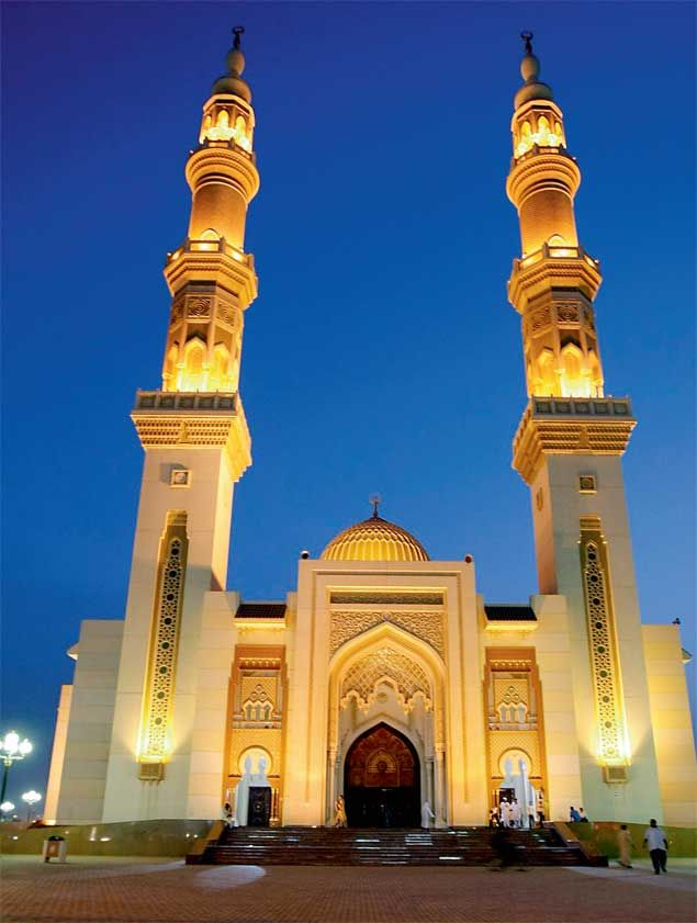 Beautiful Masjid in Sharjah: Magnificent mosques | Masjid