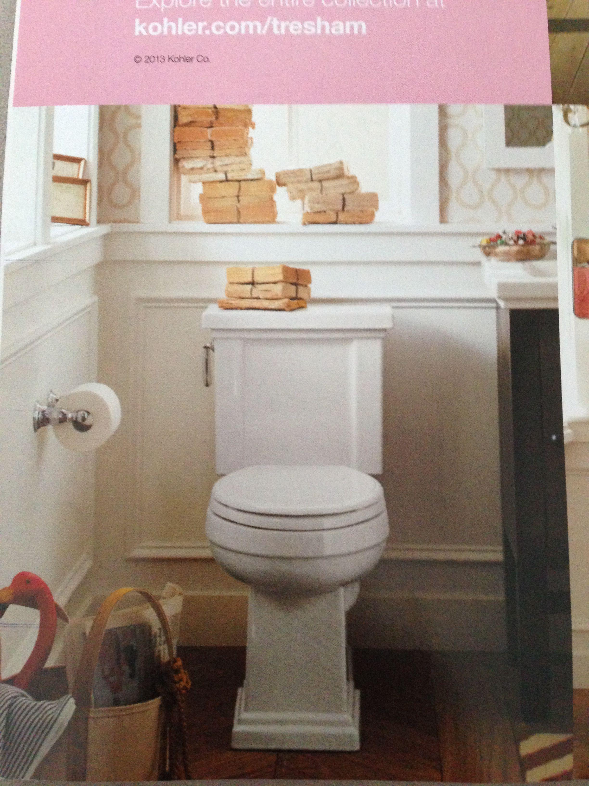 Toilet Kohler Bathroom Renovation Bathrooms Remodel Small Bathroom