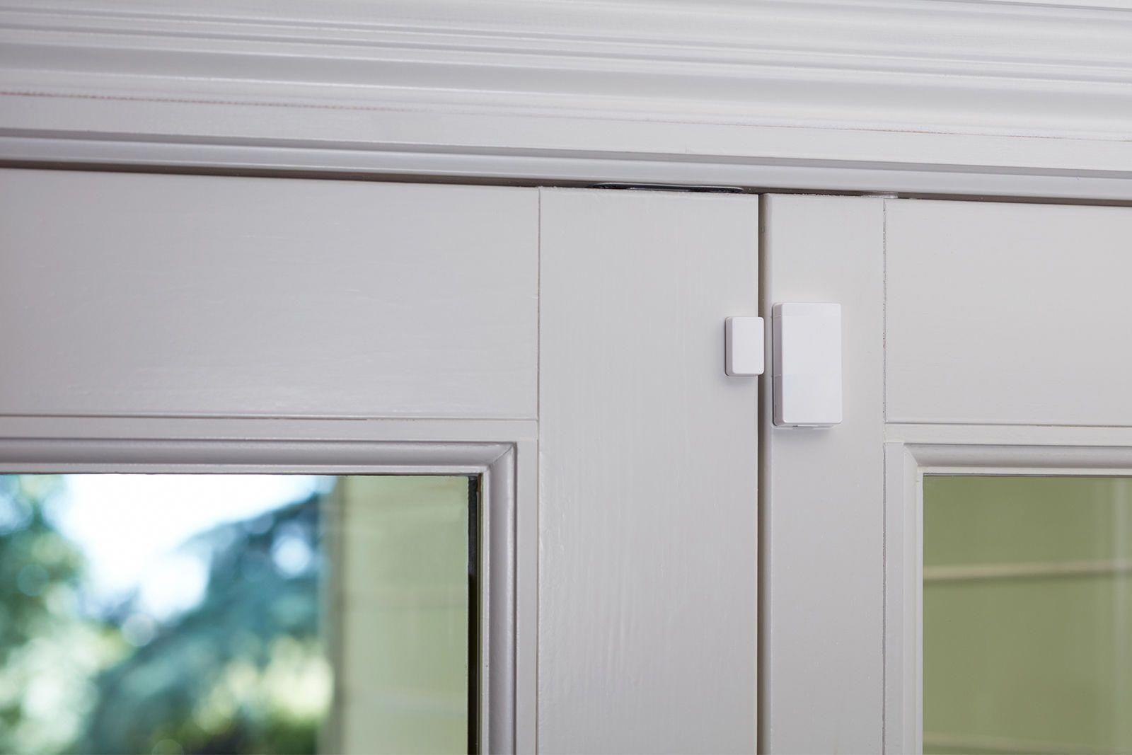 Abode Mini Door Window Sensor Wireless Home Adhesive Security Alarm Sensor 23 0 End Date Wireless Home Security Systems Home Security Wireless Home Security