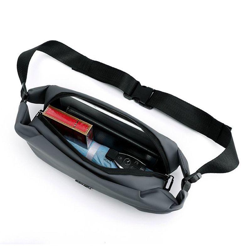 Unisex casual messenger bag sports female shoulder bag canvas tide tooling bag