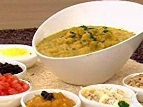 Frango ao Curry - Foto de Mais Você na TV