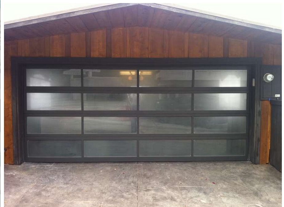 Glass Garage Doors Cost Aluminumglass Doors Prices Micro