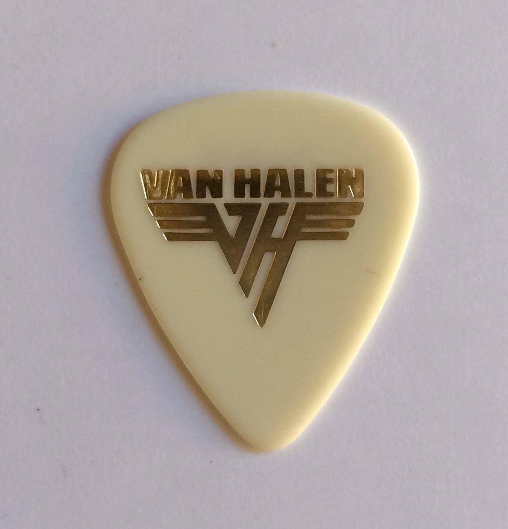 Van Halen Ou812 Van Halen Guitar Pics Eddie Van Halen