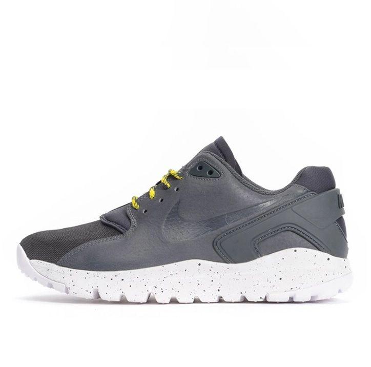 nike koth ultra low dark grey sneakers nike koth ultra pinterest