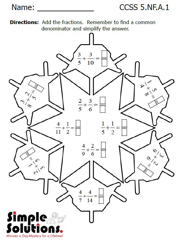 Keep your kids' math skills sharp over winter break with