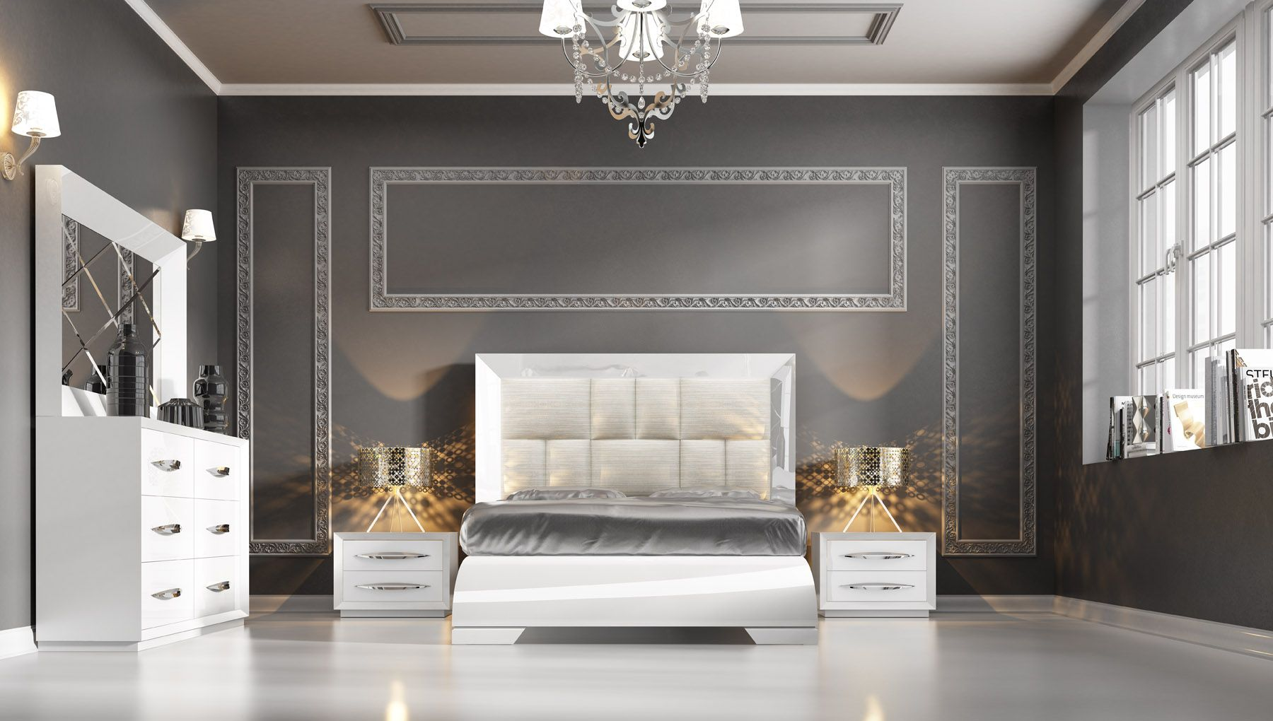 Delightful Awesome Lovely White Modern Bedroom Furniture 77 In Small Home Decoration  Ideas With White Modern Bedroom