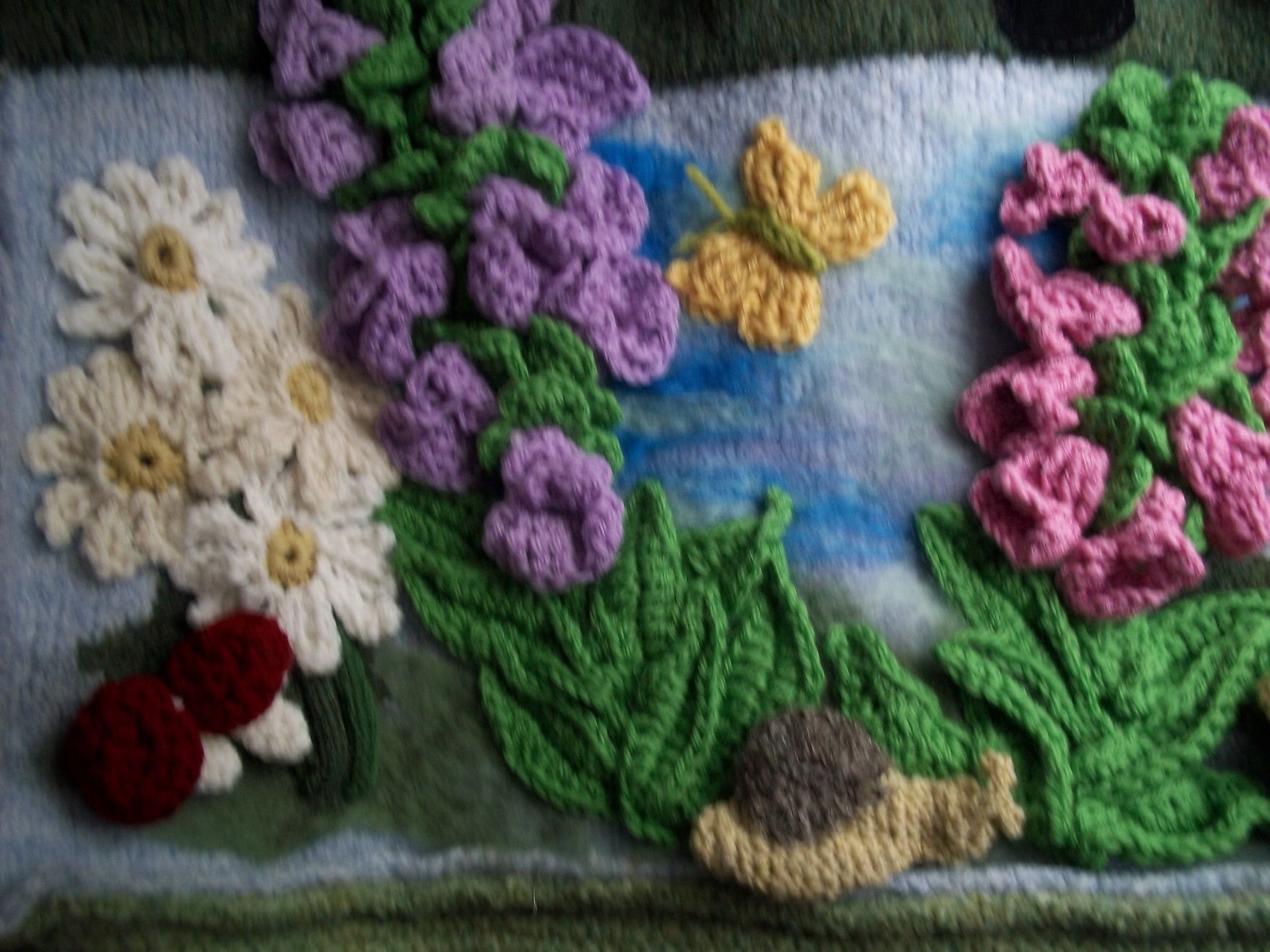 Flower Experiment Bag