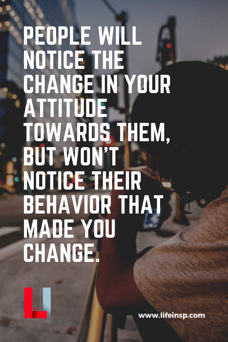 Quotes About People and Change - #Change #People #Quotes